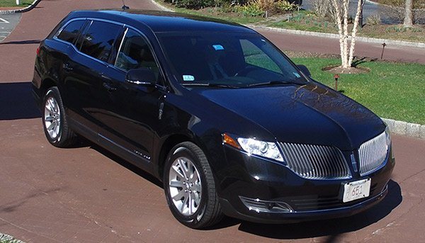 Lincoln MKT town car service