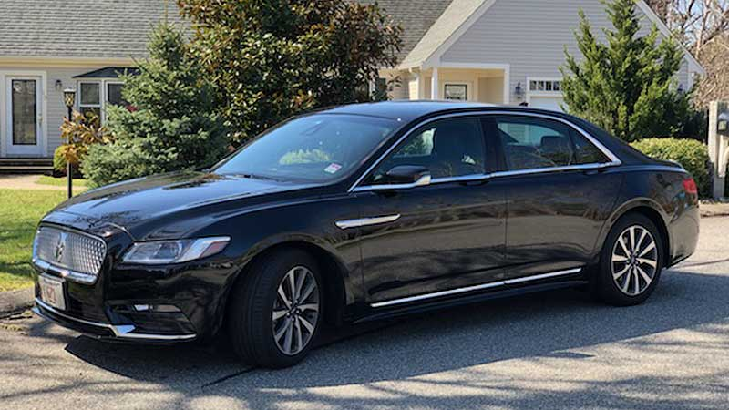 2018 Lincoln Continental For Weddings and Corporate Transport